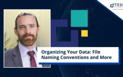 Organizing Your Data: File Naming Conventions and More